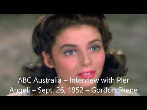 ABC Australia  Interview Sept  26, 1952