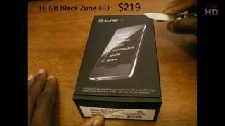 Unboxed: Zune HD [Black 16GB]
