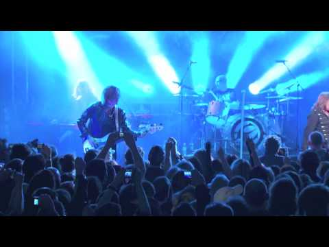 "EUROPE ""Rock The Night"" Live 2011 (HD)"