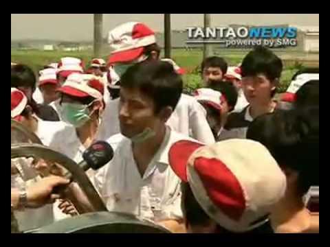 Honda 2010: Jobs under inhuman conditions in China