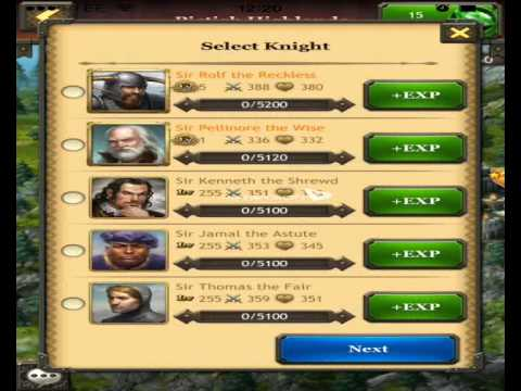 FREE MERLIN TOKENS Kingdom Of Camelot (no hacks)
