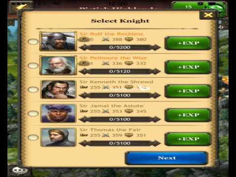 FREE MERLIN TOKENS Kingdom Of Camelot (no Hacks)