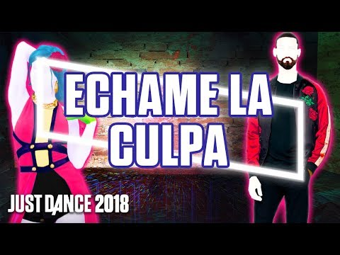 Just Dance 2018: Échame La Culpa by Luis Fonsi & Demi Lovato | Fanmade Mashup Collab