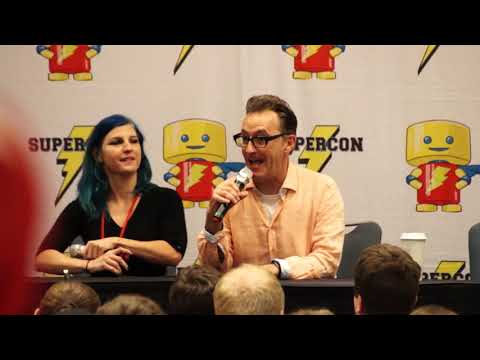 Tom Kenny Panel - Supercon 2018 Part 2