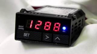 SuperLite PMD1XT Series Digital Pyrometer Gauge Product Overview