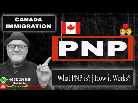 Canadian Immigration | Provincial Nominee Program | What It Is | How Works