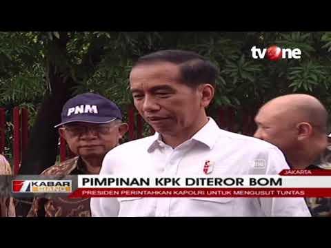 Minta Kapolri Usut Tuntas Kasus Teror Pimpinan KPK, Jokowi: Tak Ada Toleransi Mp3