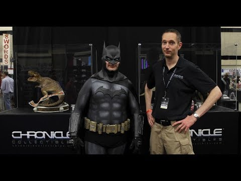 DTS interviews Robert from Chronicle Collectibles