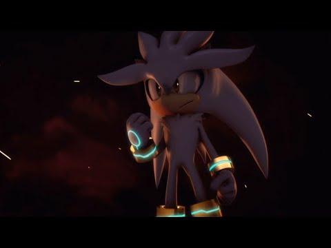 Sonic The Hedgehog (2006): Silver's Story - All Cutscenes [1080p]