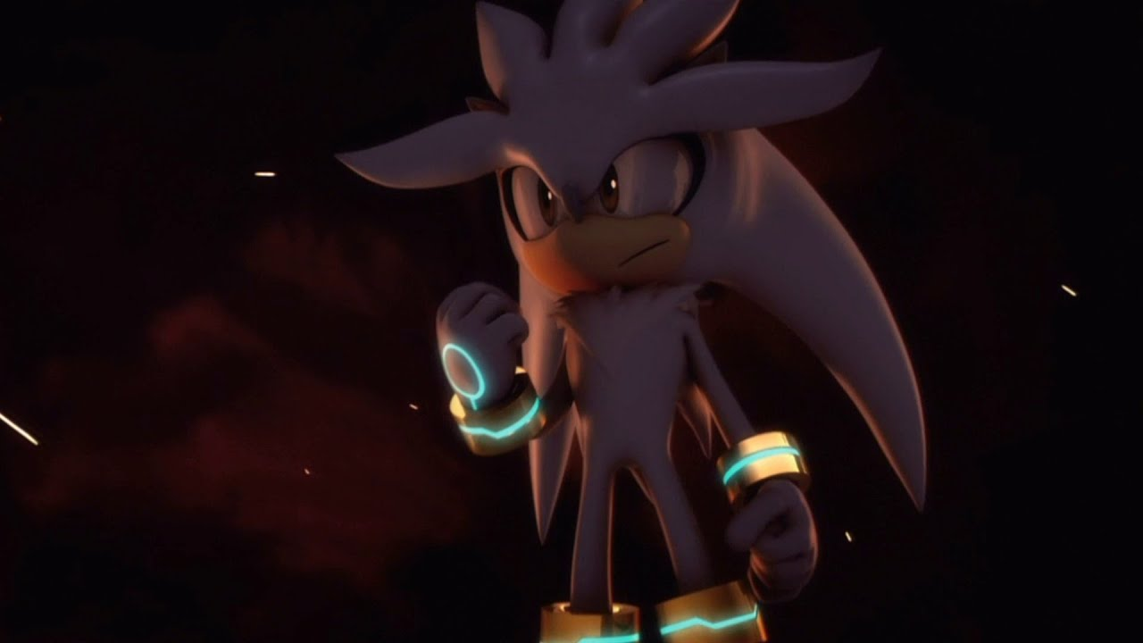 Sonic The Hedgehog (2006): Silver's Story