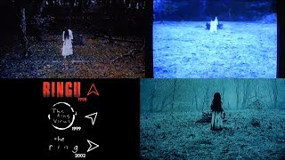 The Ring (2002)/The Ring Virus (1999)/Ringu (1998): Side-by-Side