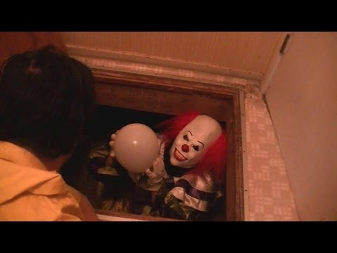 Pennywise The Clown: IT Returns!  Part 2