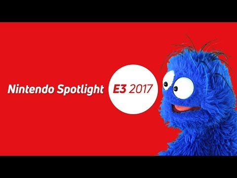 E3 2017 Nintendo