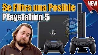 Se Filtra una Posible Playstation 5 - Prototipo - Real o fake