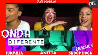 Baixar Onda Diferente - Anitta with Ludmilla and Snoop Dogg feat. Papatinho | Just Vlogging Reaccion
