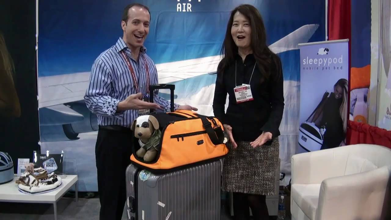 Sleepypod Air Travel Dog Carrier   A Phenomenal Quality Pet Carrier    YouTube