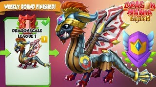 Android - How to get LEGION Dragon ? - Dragon Mania Legends