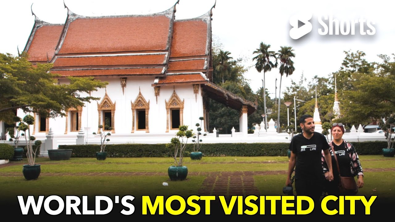 World's Most Visited City!