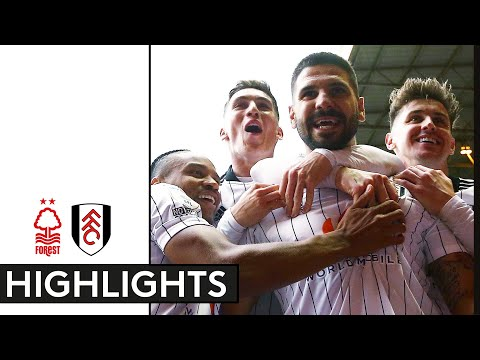 Nottingham Forest Fulham Goals And Highlights