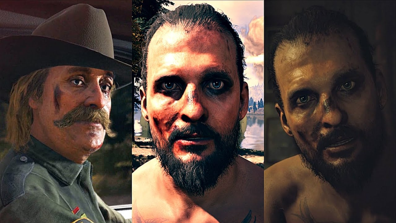 Far Cry 5 Ending Explained How To Get All Three Endings Pcgamesn