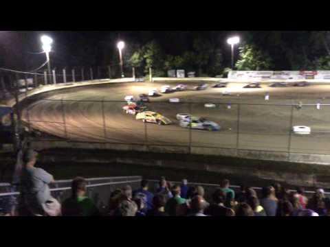 Highland Speedway 07 09 16 Gary & Rick Feature