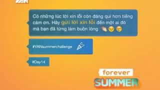 yan summer challenge - day14