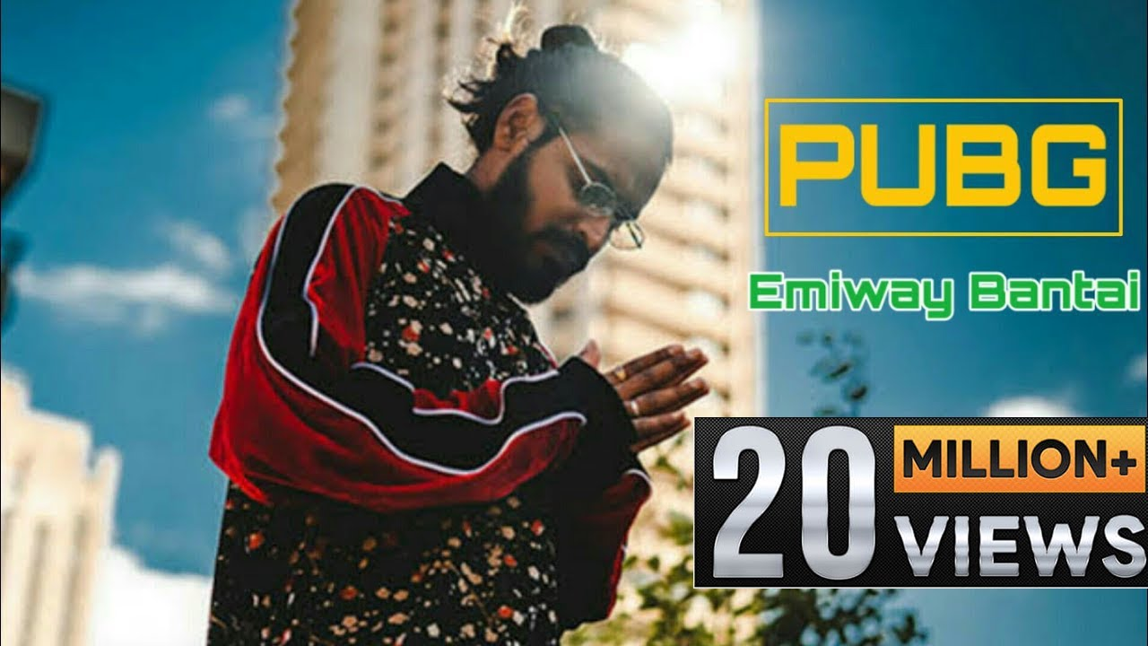 Download Pubg RAP Song - Tanuj Sanjot • Emiway Bantai • New Hindi Rap Songs 2020