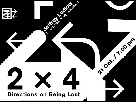 Directions on Being Lost | Studio-X Istanbul