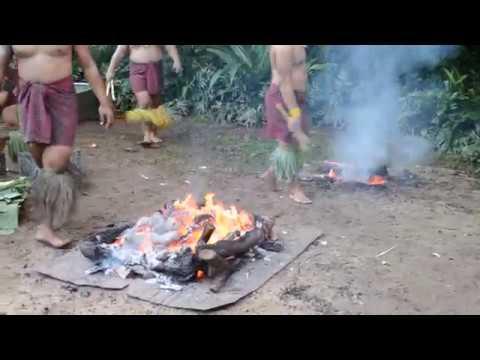 Hawaii Toa Luau Food Preparation 112818