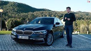 Pierwsza jazda nowym BMW serii 5 - perfekcyjna ewolucja