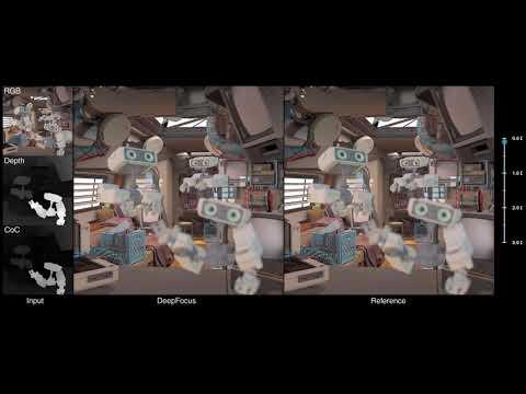 Introducing DeepFocus: The AI Rendering System Powering Half
