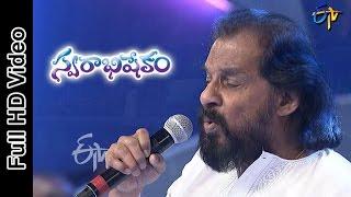 Swarabhishekam - K.J Yesudas Performance - Gali Vanalo Vana Neetilo Song - 7th September 2014