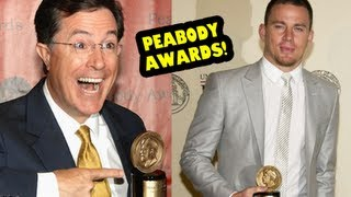 CHANNING TATUM, STEPHEN COLBERT, GAME OF THRONES & More: Peabody Award Winners