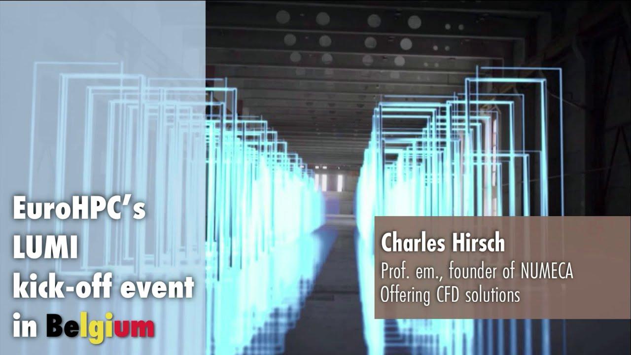 LUMI Kickoff Presentation | Charles Hirsch