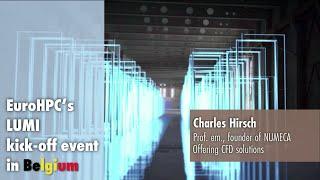 LUMI Kickoff Presentation   Charles Hirsch