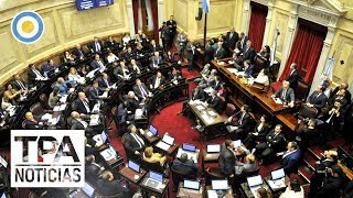 Jorge Giacobbe analiza la el rechazo a la Ley de I.V.E. | #TPANoticias