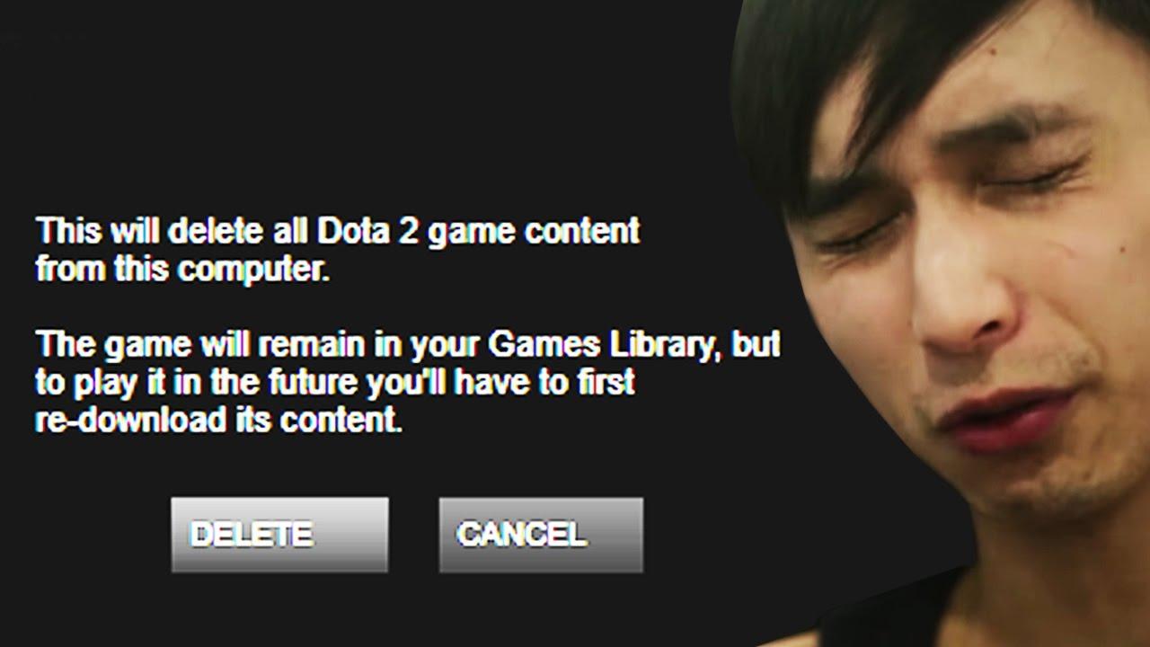 time to delete dota singsing moments dota 2 stream phantom