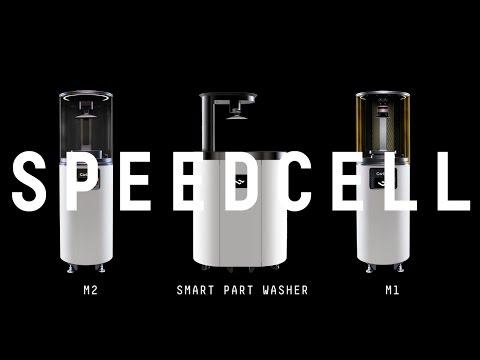 0 - Carbon stellt SpeedCell 3D-Druck-System für additive Fertigung auf industrieller Ebene vor