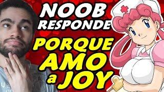 NOOB RESPONDE #3 - AMOR PELA JOY, JOGO PREFERIDO e IRMÃO GÊMEO