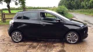 Renault Zoe 2013 - 2 minute review!