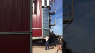 видео Автоматизация зерносушилок