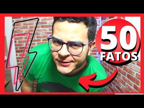 50 FATOS SOBRE MIM | ELDO GOMES [EldoResponde]