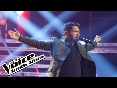 Craig - Human | The Live Show Round 1 | The Voice SA