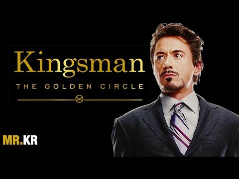 Iron Man - (Kingsman: The Golden Circle Style)