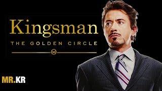 Iron Man - (Kingsman: The Golden Circle Style)