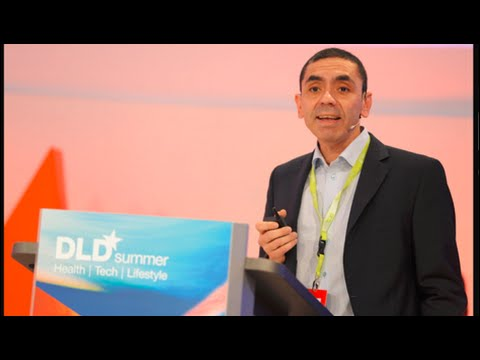 Immune Therapy In Cancer Treatment Ugur Sahin Co Founder And Ceo At Biontech Ag Dldsummer 15 Youtube