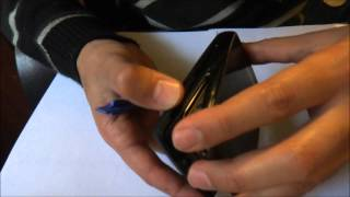 How to Open a External Hard Disc Samsung - 500 GB