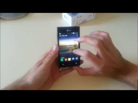 Recenzija: LG Optimus L5
