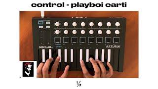 Playboi Carti - Control Instrumental Remake