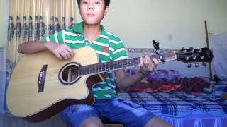 (Psy) Gangnam style Guitar cover By LeeRit